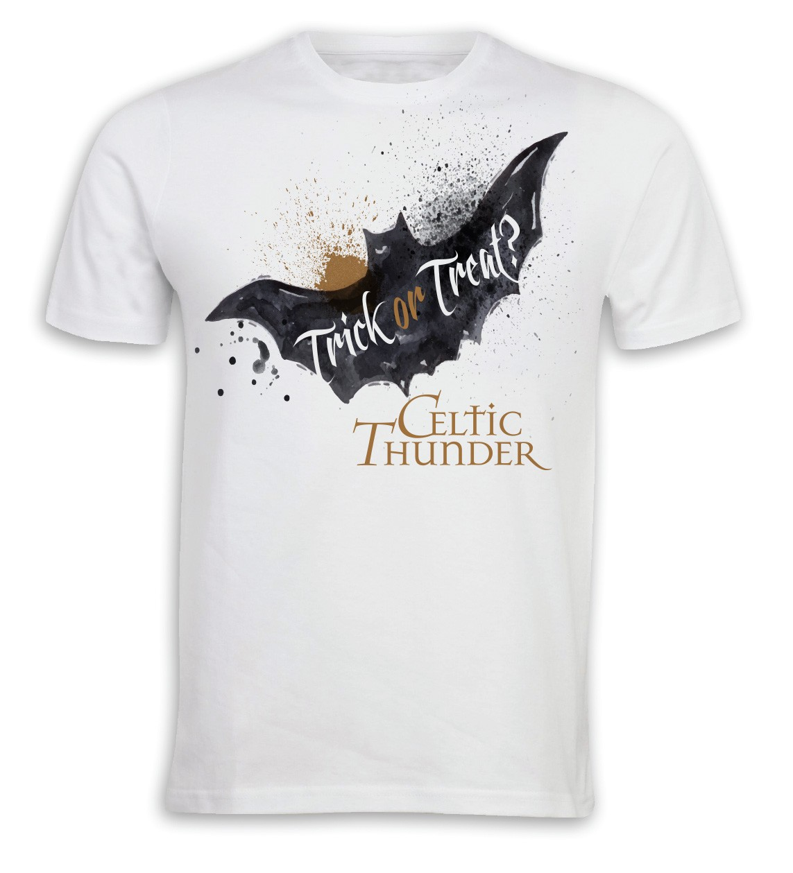 CREEPY BAT TEE SHIRT