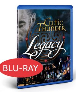 LEGACY  BLUE RAY DVD