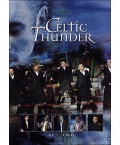 CELTIC THUNDER THE SHOW ACT TWO DVD