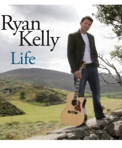 RYAN KELLY LIFE CD  HAND SIGNED BY RYAN """"