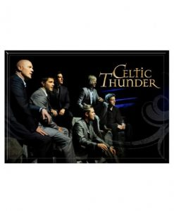 CELTIC THUNDER JUMBO MAGNET FORMAL