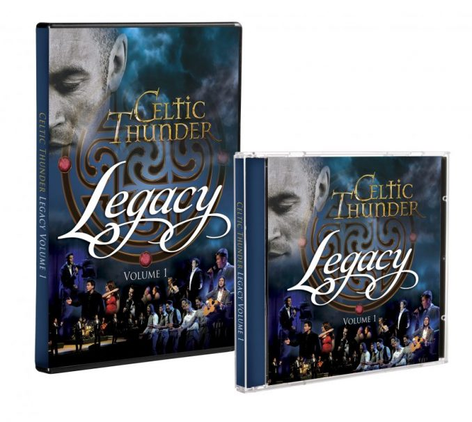 LEGACY VOLUME 1 CD & DVD VALUE BUNDLE