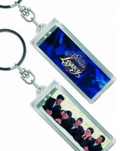 Celtic Thunder Long Keyring