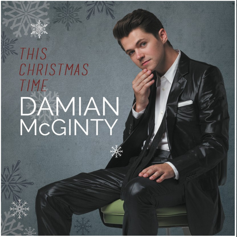 DAMIAN McGINTY THIS CHRISTMAS TIME