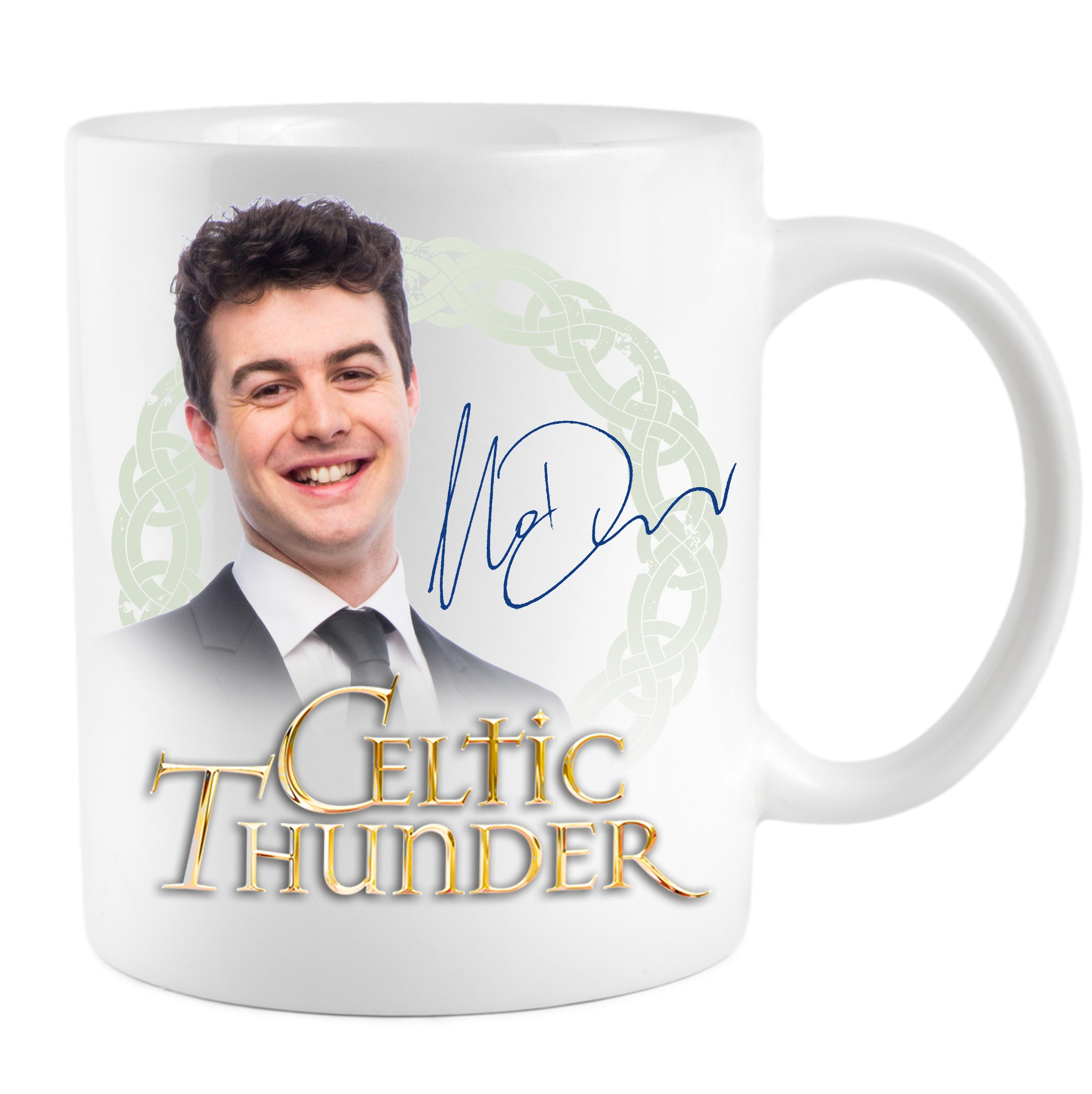 CELTIC THUNDER MICHAEL MUG