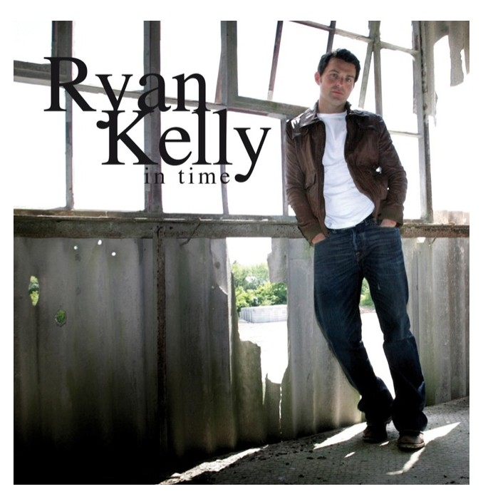 RYAN KELLY IN TIME CD