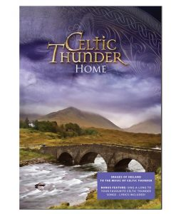 CELTIC THUNDER HOME KARAOKE / SING ALONG DVD