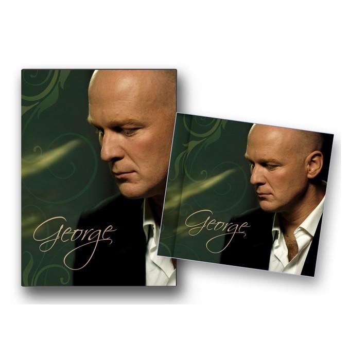 GEORGE CD AND DVD VALUE BUNDLE