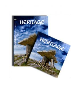 HERITAGE CD AND DVD VALUE BUNDLE
