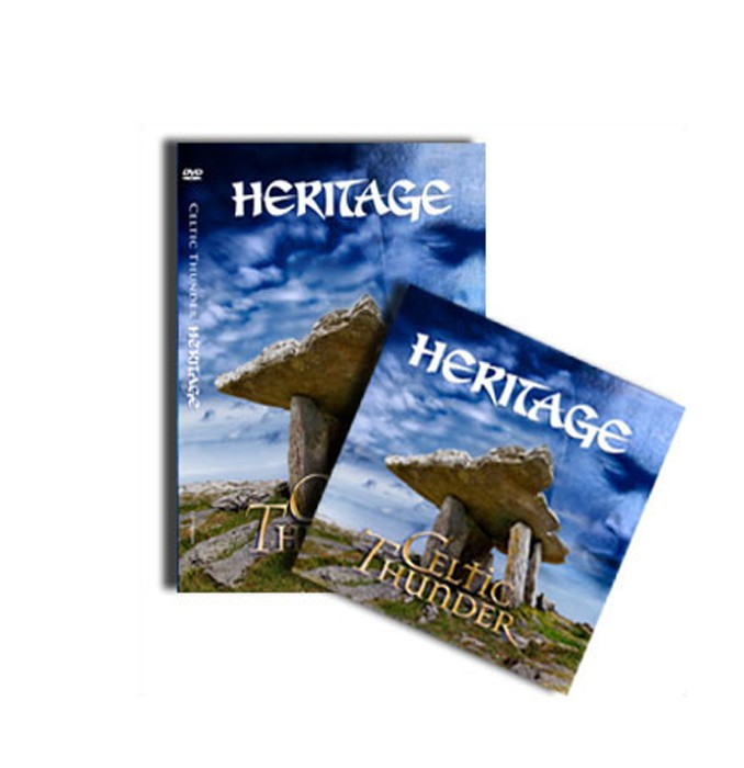 HERITAGE CD AND DVD VALUE BUNDLE