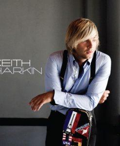 KEITH HARKIN DEBUT CD