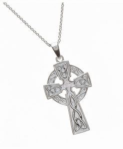 Large Celtic Mythology Cross