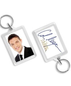 Celtic Thunder Signature Keychain, Colm