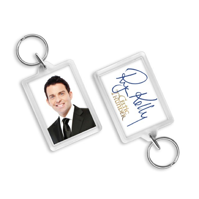 Celtic Thunder Signature Keychain Ryan