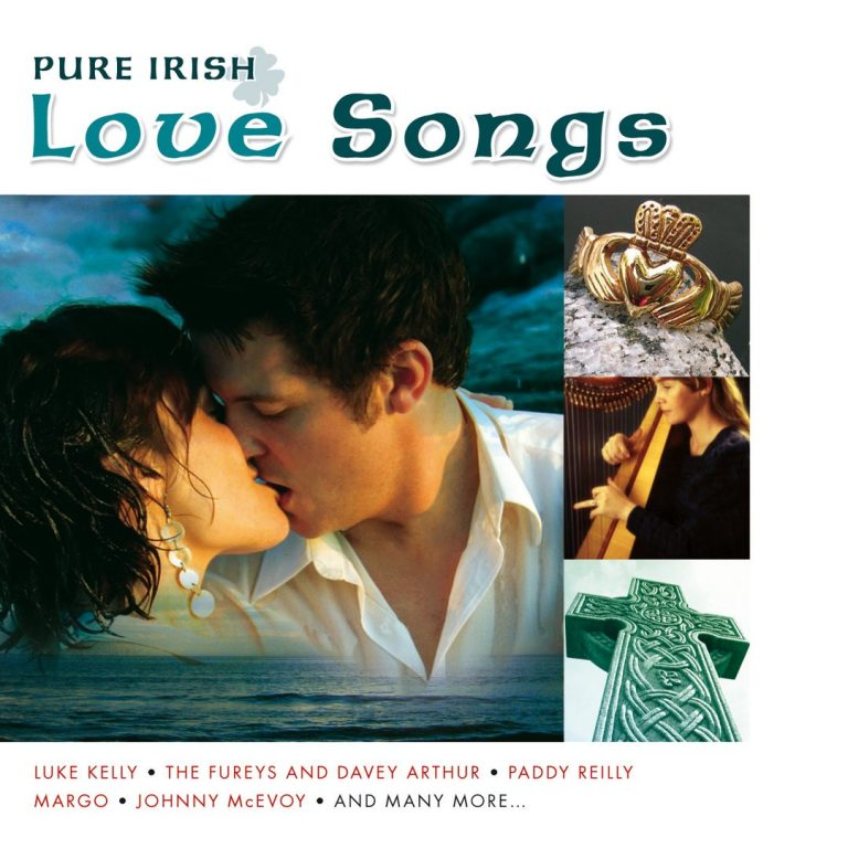 Pure Irish 20 Love Songs - Top Irish Artists