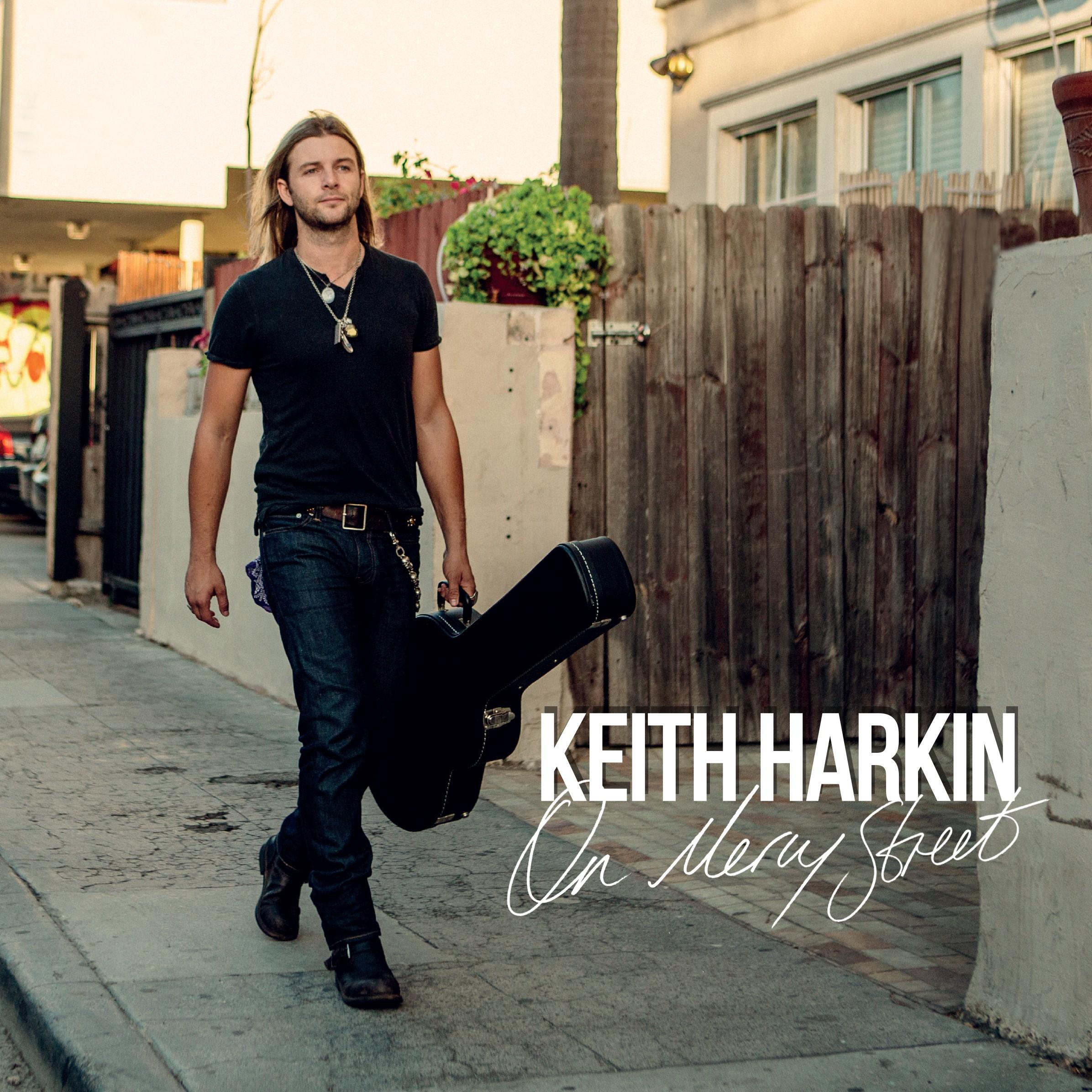 On Mercy Street Keith Harkin