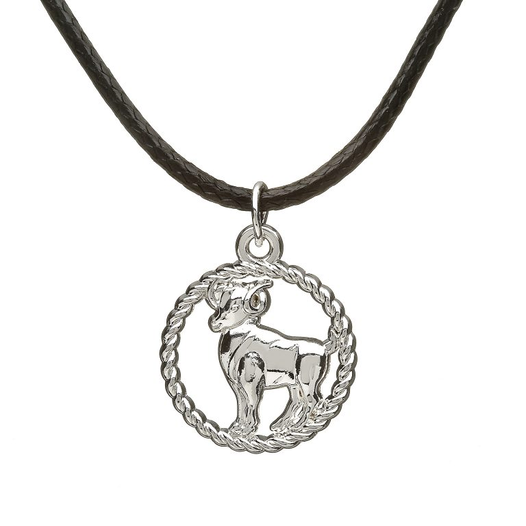Aries The Ram Necklace