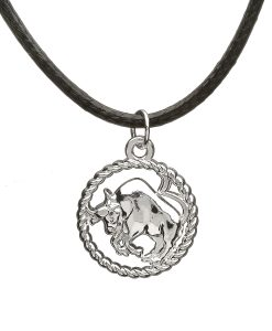 Taurus, The Bull Necklace
