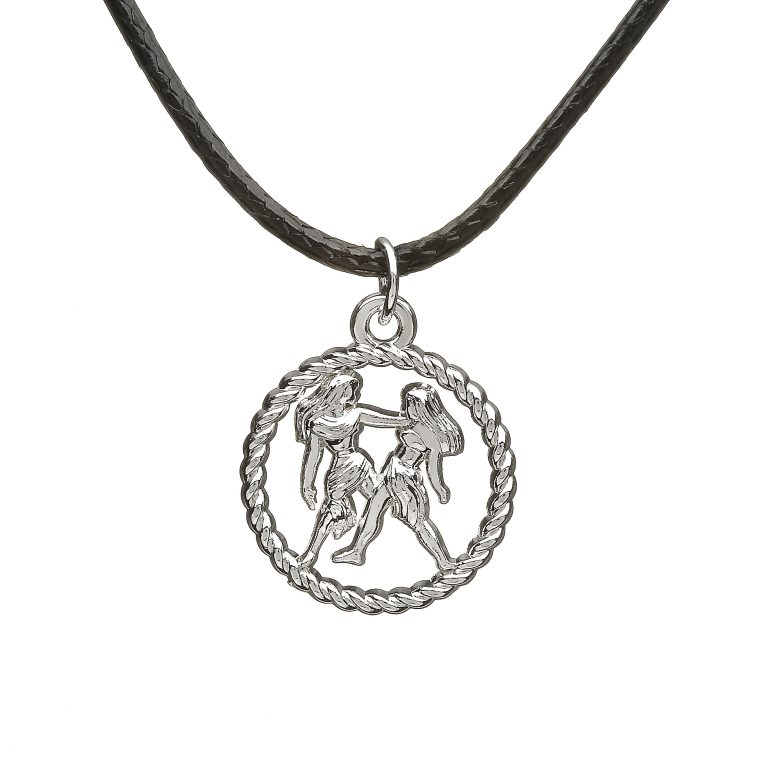 Gemini, The Twins Necklace