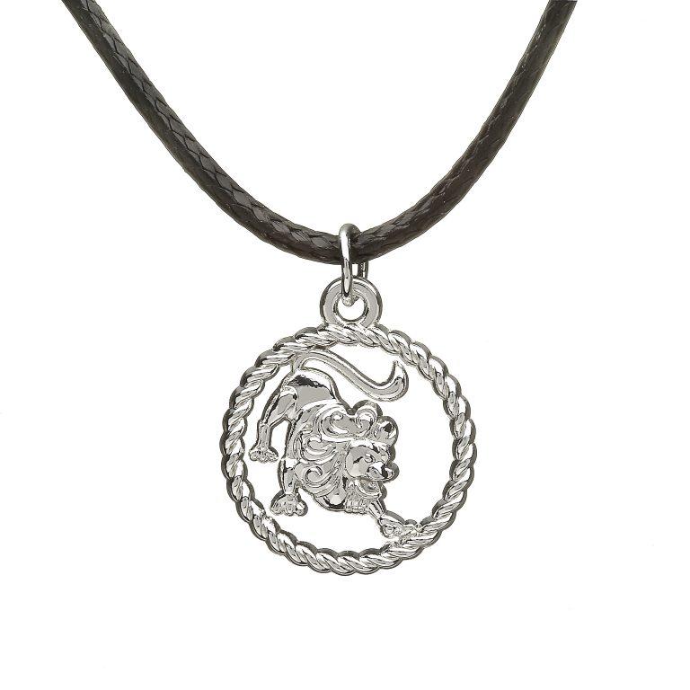 Leo, The Lion Necklace