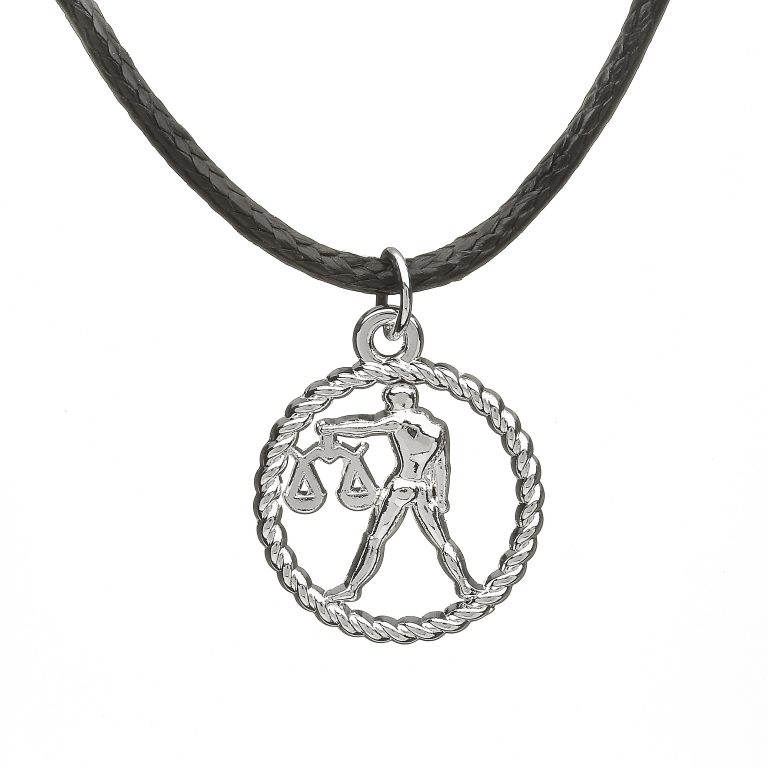 Libra, The Scales Necklace