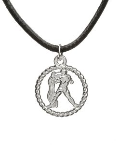 Aquarius, The Water Carrier Necklace