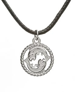 Pisces, The Fish Necklace