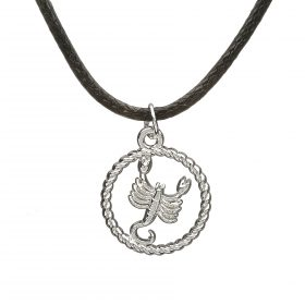 Scorpio, The Scorpion Necklace