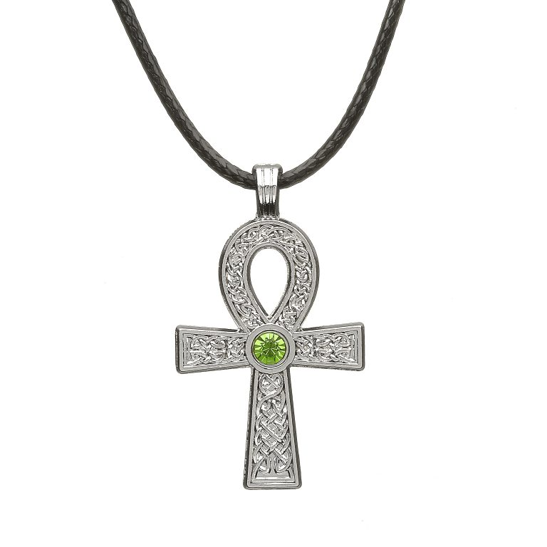 Knotwork Design Cross