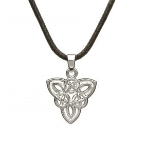 Celtic Double Knot Trinity Pendant
