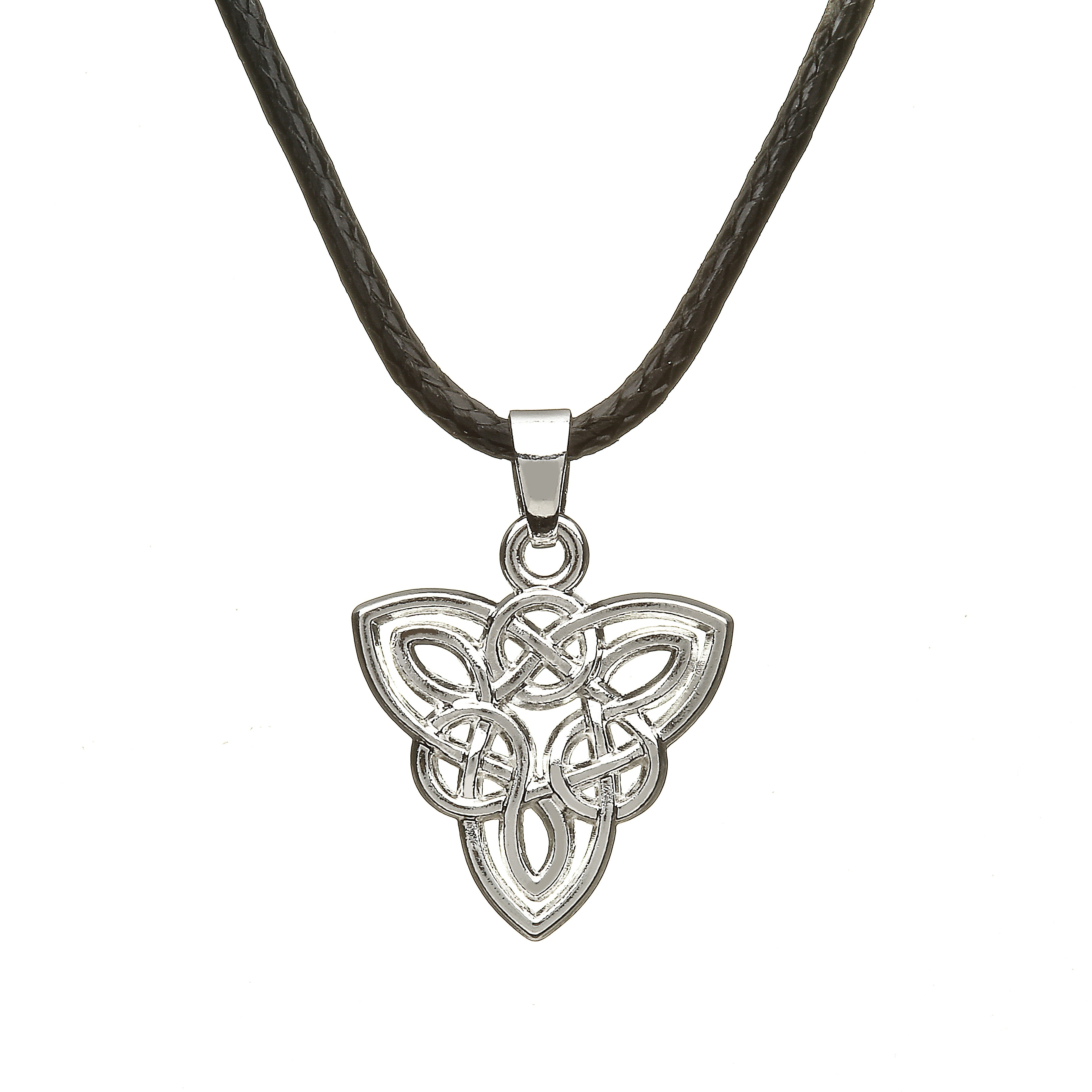 Celtic double knot trinity pendant celtic thunder store celtic double knot trinity pendant aloadofball Image collections