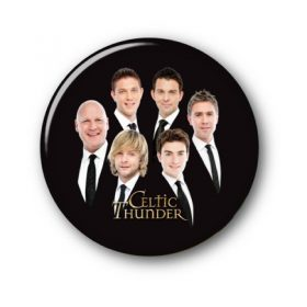 Men In Black Jumbo / Badge / Pin