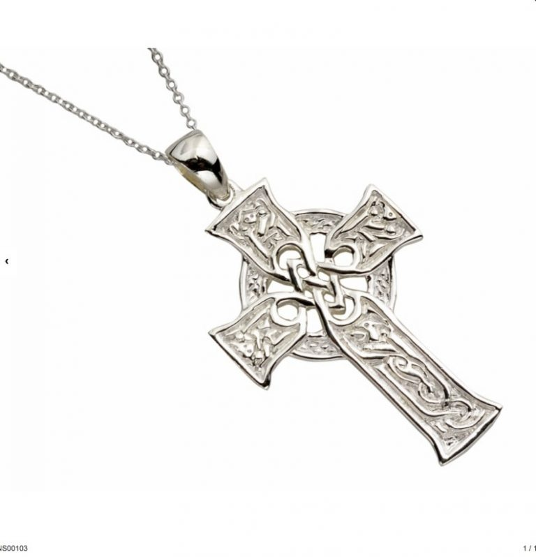 Four Gospels Cross