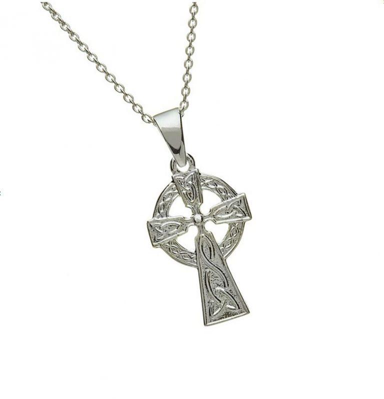 Celtic Knotwork Cross