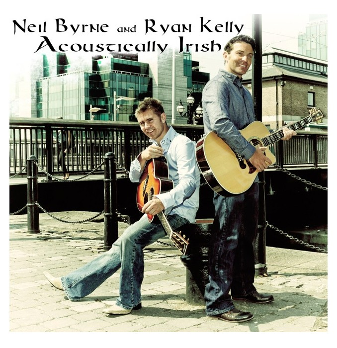 Acoustically Irish Cd
