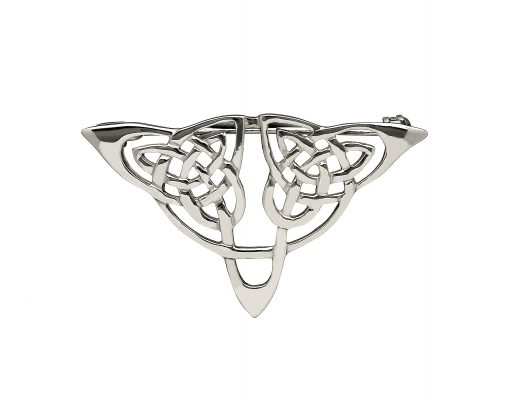 Celtic Design Brooch