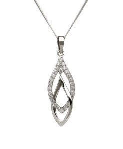 The Linked Forever Pendant