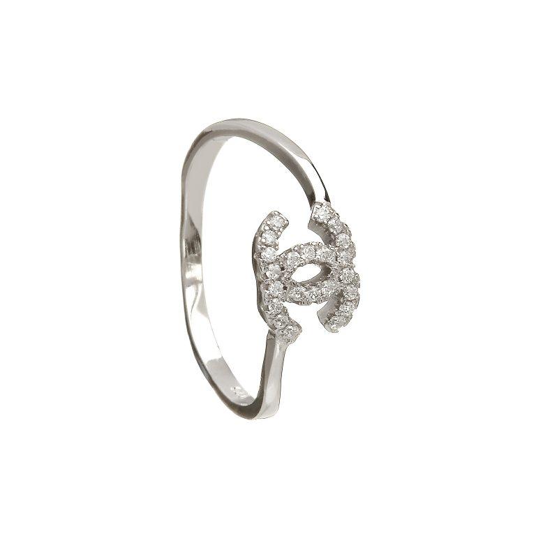 Elegance Cz Ring