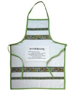 Irish Blessing Apron