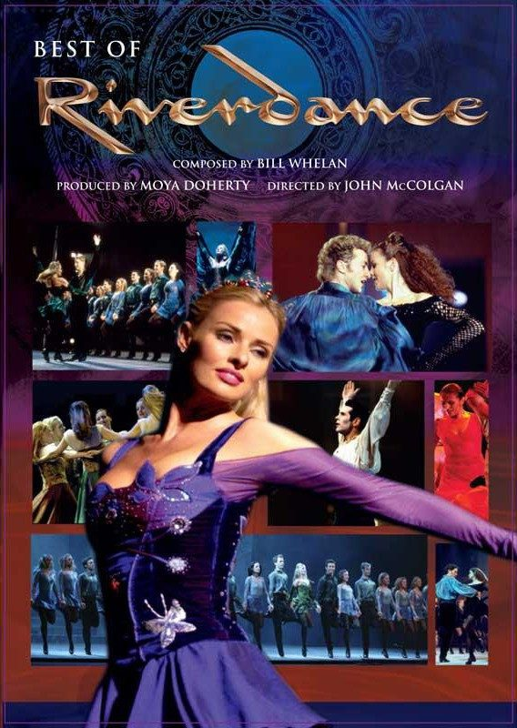 The Best Of Riverdance & Bonus Special 65 Minute Documentary