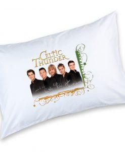 Celtic Thunder Group Pillow Case