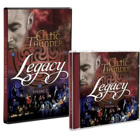 Legacy Volume Two Collection Cd & Dvd