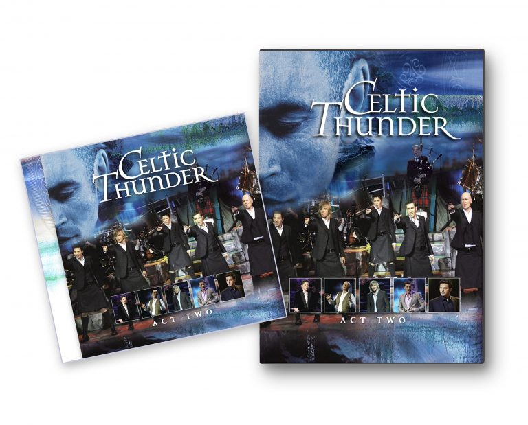 Act Two Cd & Dvd Value Bundle