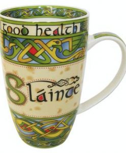 Slã¡Inte Bone China Mug