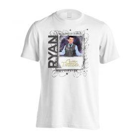 Ryan Kelly White Frame Shirt