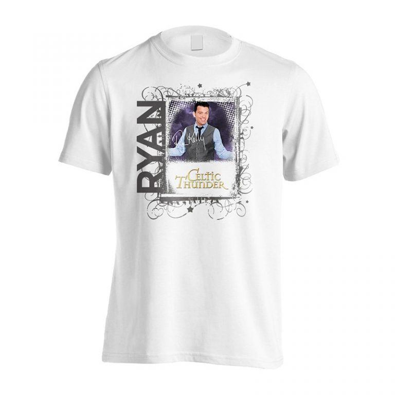 Ryan Kelly White Frame Shirt