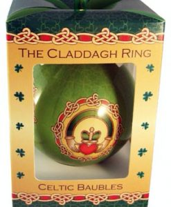 Claddagh Ring Love, Loyalty & Friendship Bauble