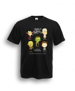 Halloween Guys in Costume Tee