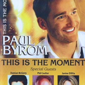 Paul Byrom, This Is The Moment Dvd