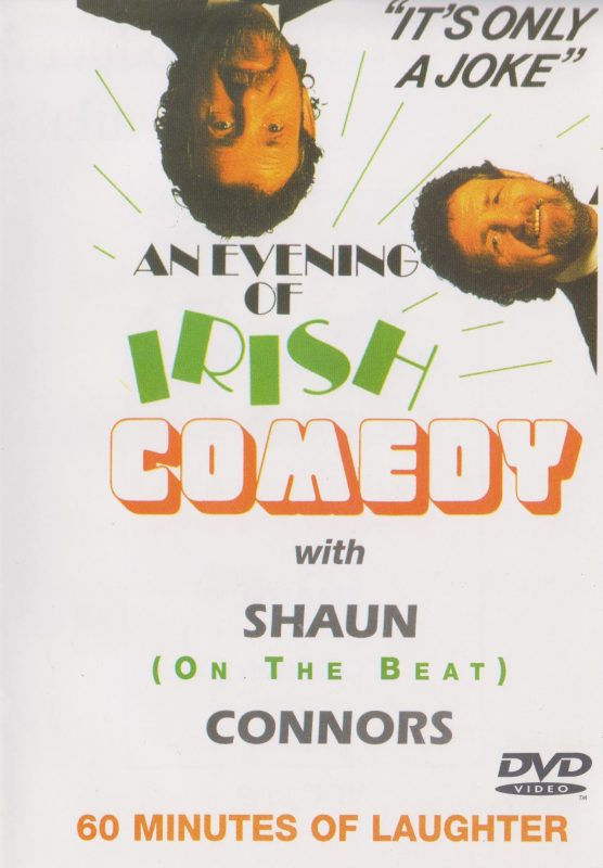 Shaun Connors - Evening Of Irish Comedy Dvd